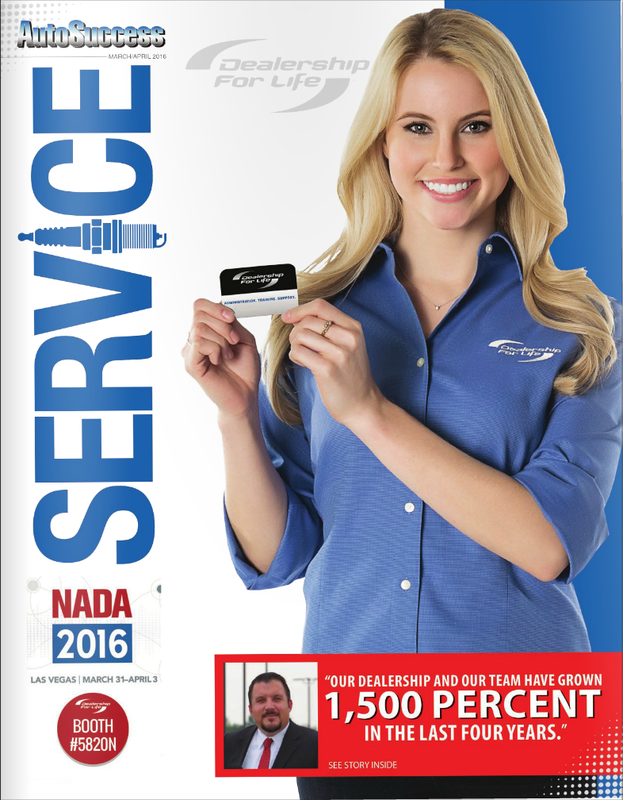 auto success service issue, auto success service, auto success magazine, auto success, dealership for life, automotive industry, nada, auto industry