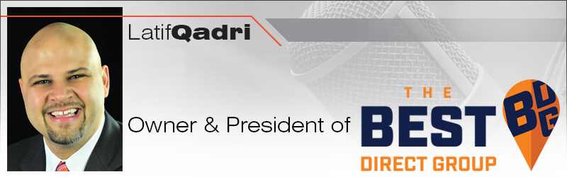 Latif Qadri, the Best Direct Group, direct mail, automotive industry, automotive podcast, auto podcast, digital age, auto dealership, dealership podcast, auto success, autosuccess magazine