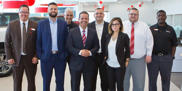 Fenton Nissan Of Rockwall >> Getting Off The Ground Fenton Nissan Of Rockwall Sales Up