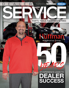 Mar 2019 Dealer Service