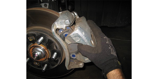 brake pad and rotor matching