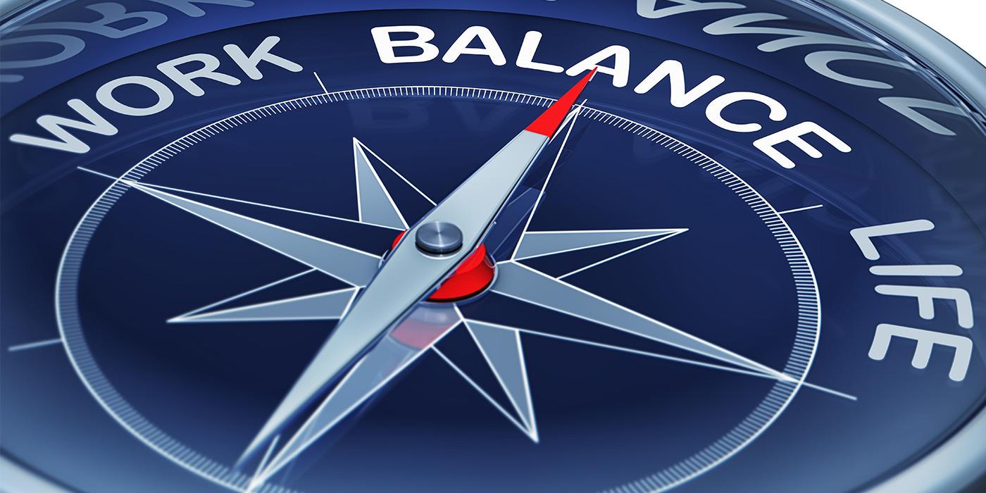 work life balance compass