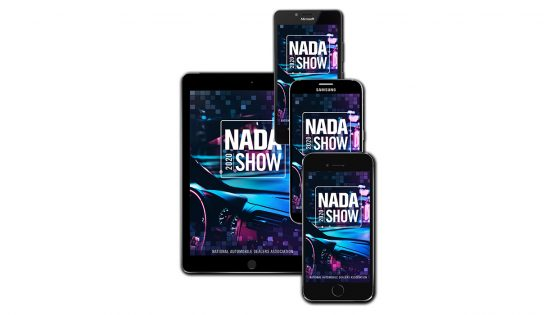 NADA show app