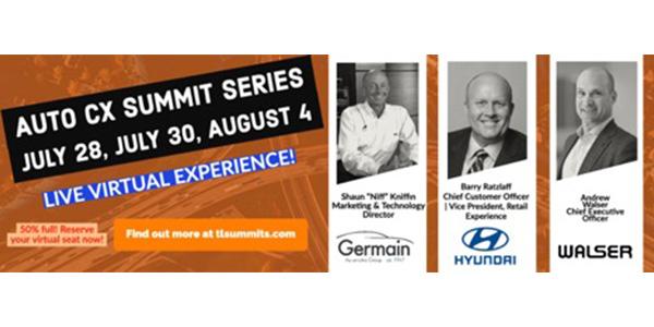 16th Annual Auto CX Summit Series