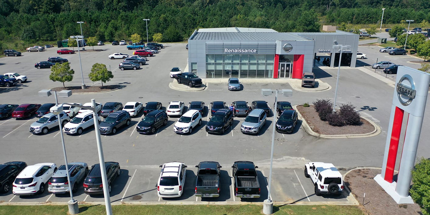 Nissan dealer Jamar Brinkley