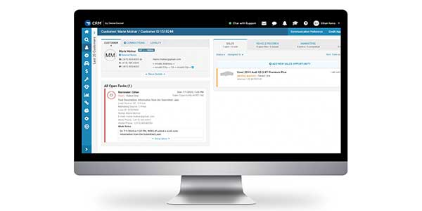 DealerSocket unifying Auto/Mate DMS, CRM and Inventory+ products