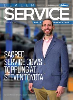 Dealer Service 2021