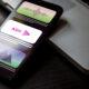 online ad, cellphone, laptop, advertising