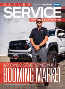 Dealer Service July 2021